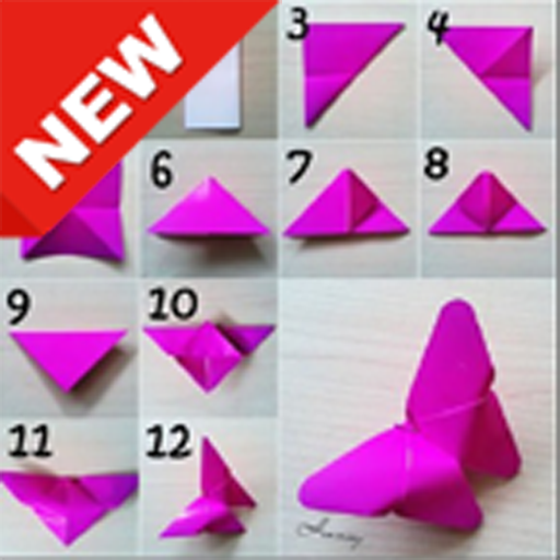 Tutorial Creating Origami Choice Apk