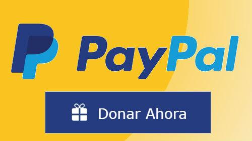 PayPal Donar Ahora