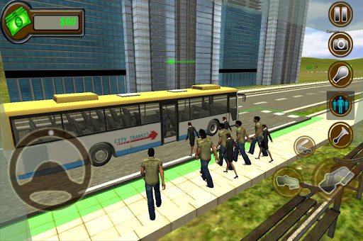 Bus Rush - Bus Simulator