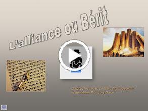 Video: L'alliance ou berit