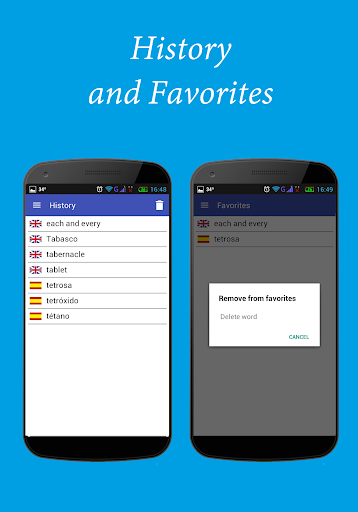 玩免費書籍APP|下載English-Spanish Dictionary app不用錢|硬是要APP