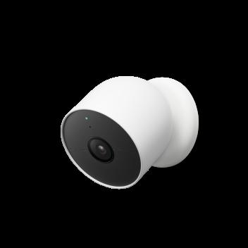 Nest Cam (outdoor of indoor, batterij)
