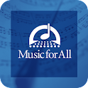 Music for All icon