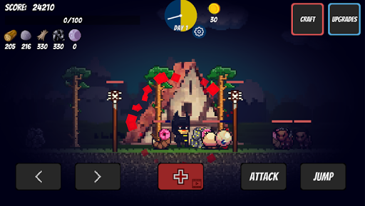 Pixel Survival Game 2.23 screenshots 4