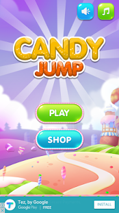 Candy Jump Yo - náhled