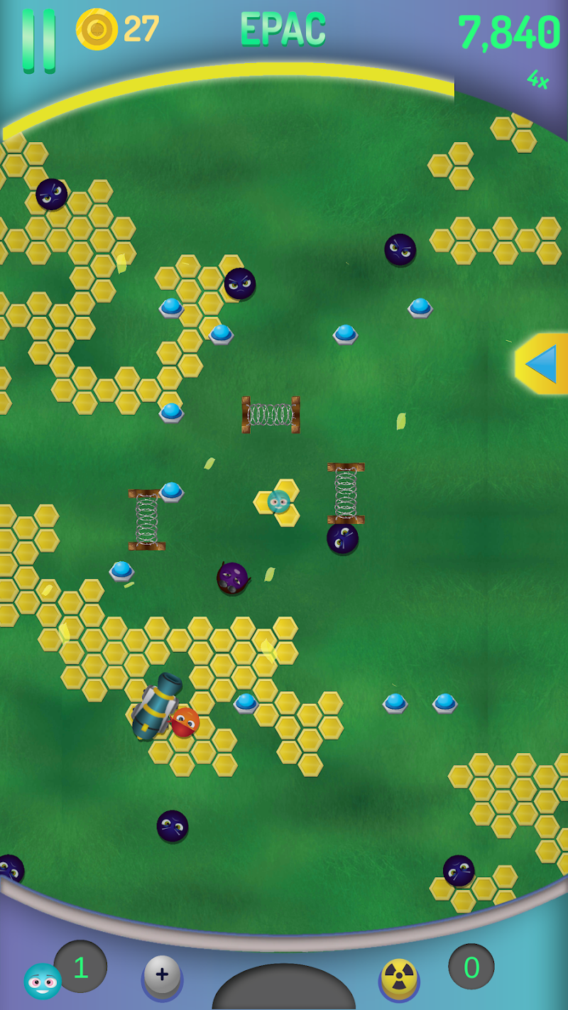 Скриншот DeadDots