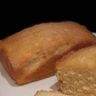 Lemon Drizzle Loaf Cake.