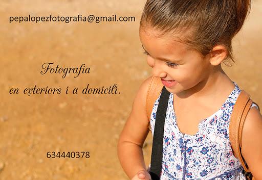 Pepa López Fotografía està a L'aplicació de La Valldigna