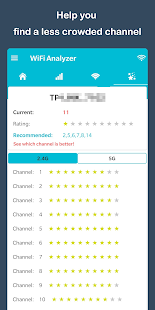 App WiFi Analyzer - WiFi Test & WiFi Scanner APK for Windows Phone