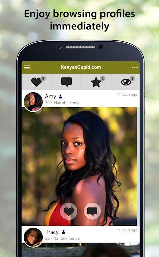 KenyanCupid - Kenyan Dating App 2.1.6.1561 screenshots 2