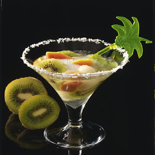 Exotic Island Cocktail.