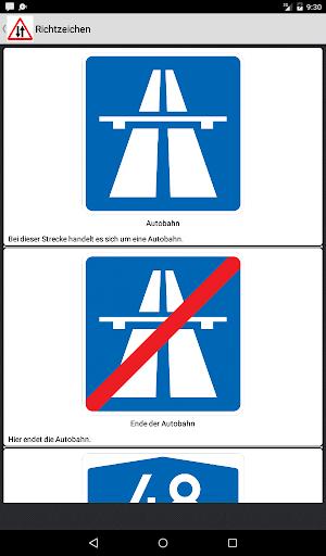 玩免費教育APP|下載德国道路标志 app不用錢|硬是要APP