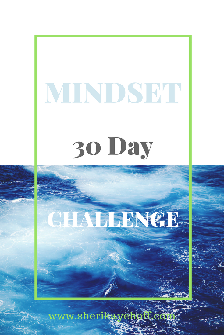 How to Up Level Your Mindset 30 Day Challenge #leadership #businessgrowth #mindset sherikayehoff.com/blog/