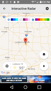 KAMC Storm Team Lubbock Android Apps On Google Play - Live doppler radar lubbock