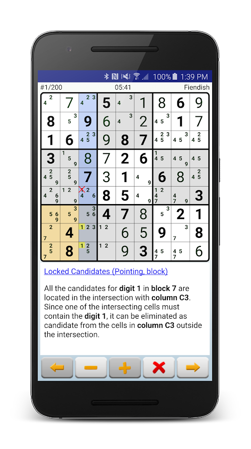 Sudoku 2Go Free- screenshot