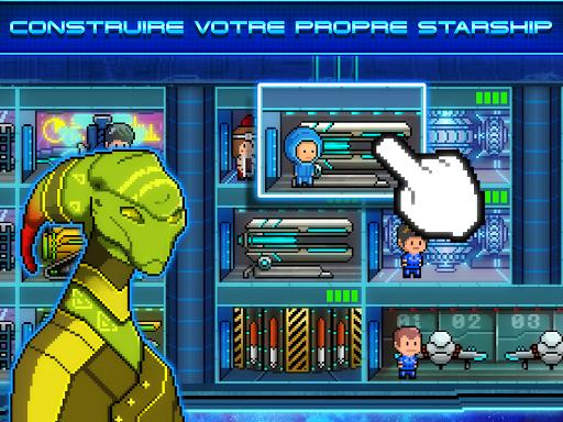 Pixel Starshipsu2122: Hyperspace  captures d'u00e9cran 9