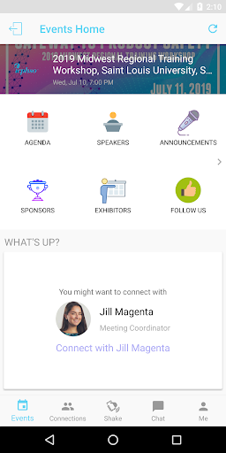 Screenshot for ICPHSO in United States Play Store