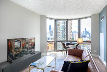 North Clark Street #1609 Serviced Apartment, Lincoln Park