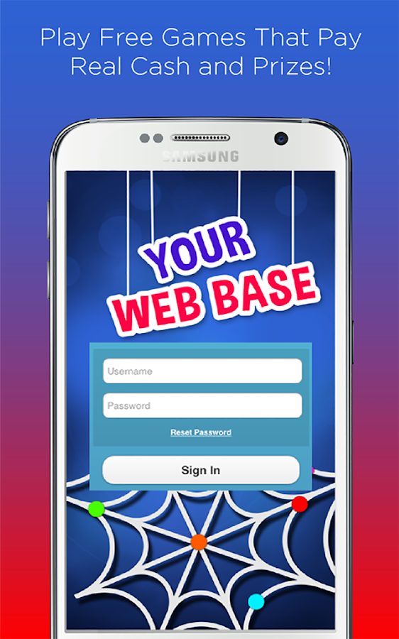Your Web Base - Get connected- screenshot