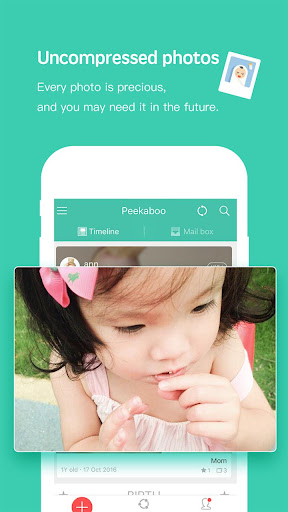 Peekaboo Moments: Baby Journal screenshot 2