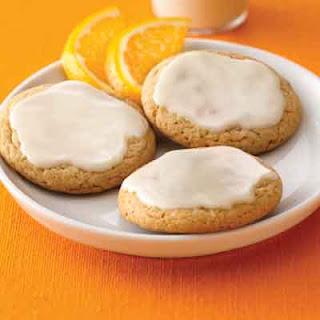 Honey Orange Cookies