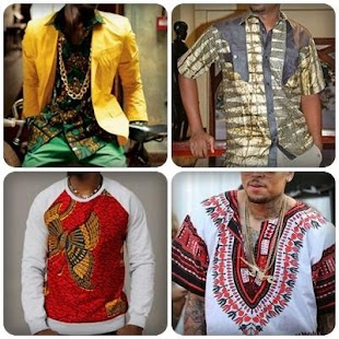 African Men Clothing Styles Android Apps On Google Play