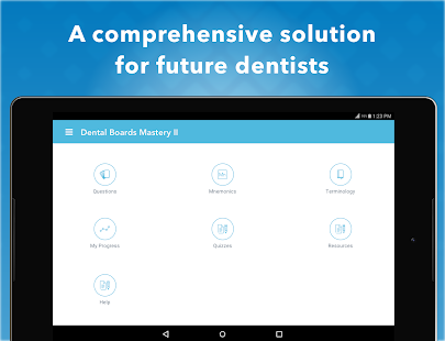 Dental Boards Mastery: NBDE II- screenshot thumbnail