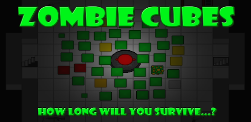 How long will you survive against the Zombie Cubes?