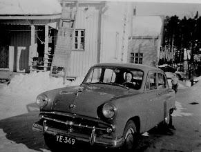 Photo: 1956 Mosse Sopukadulla