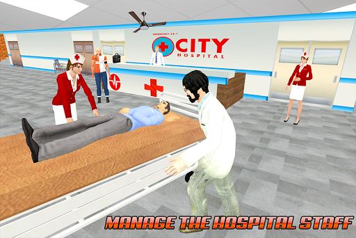 Virtual Sea Kid Hospital Emergency screenshot 24