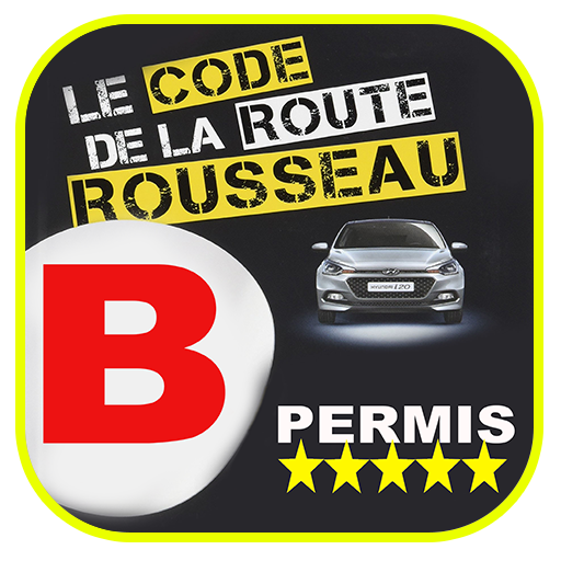 Test  code de la route 2019 Icon
