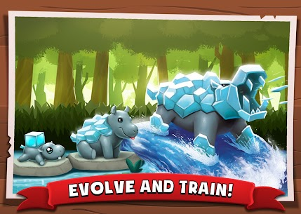 Battle Camp – Monster Catching 4.3.2 (MOD, Monster) APK 2