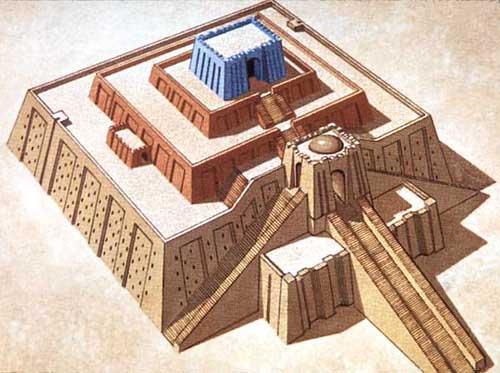 Image result for ziggurat