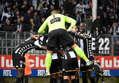 """Le collectif bien huilé du Sporting de Charleroi: """"On récolte les fruits de notre travail"""""""