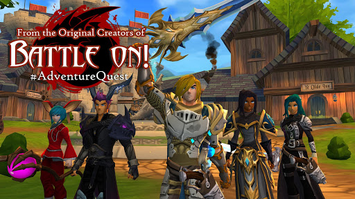 AdventureQuest 3D MMO 1.7.9 screenshots 1