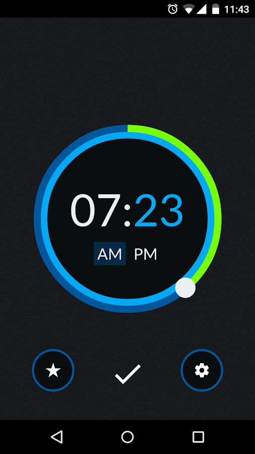 Clock Mate - The Alarm Clock- screenshot