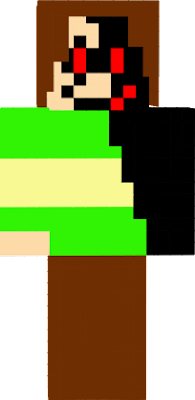 I'm really sorry that it is complete trash. It's my first skin.