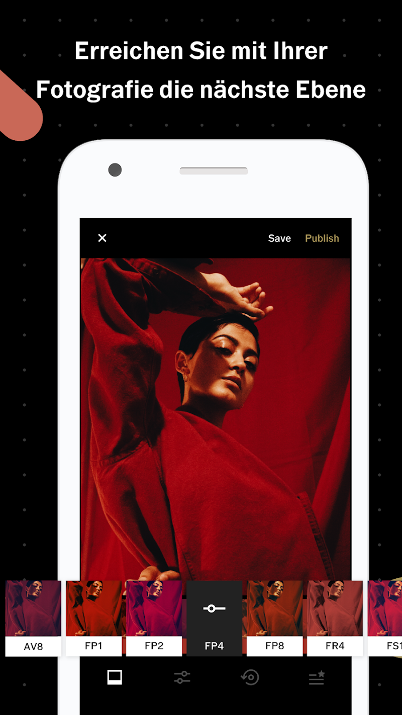 VSCO Cam v179 [Unlocked] With All Filters + VSCO X [No Root] APK [Latest]