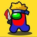 Crewmate Imposter - Assassin Hunter Killer icon