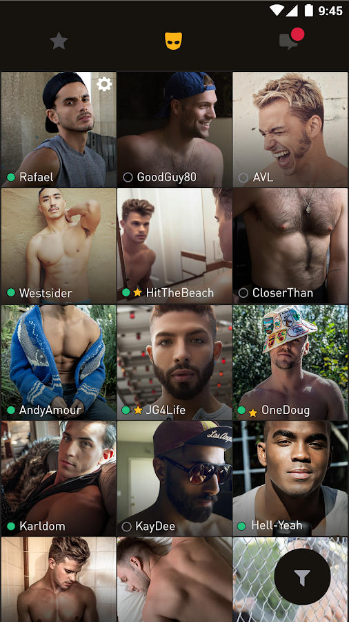 GAY LOCATION APP