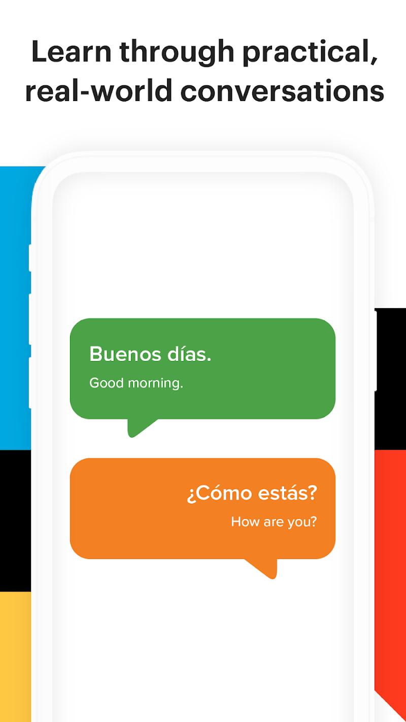 Mango Languages: Personalized Language Learning Screenshot 1