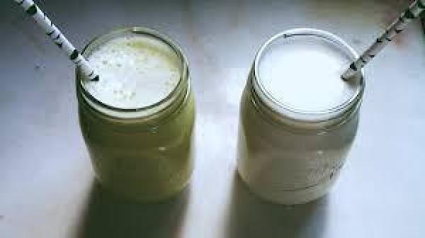 Green Goddess Pistachio Milk Recipe
