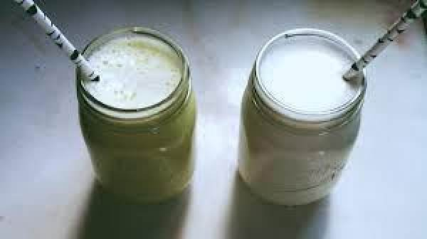 Green Goddess Pistachio Milk Recipe