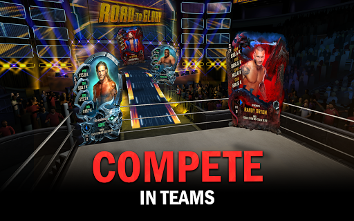 WWE SuperCard - Multiplayer Collector Card Game screenshot 11