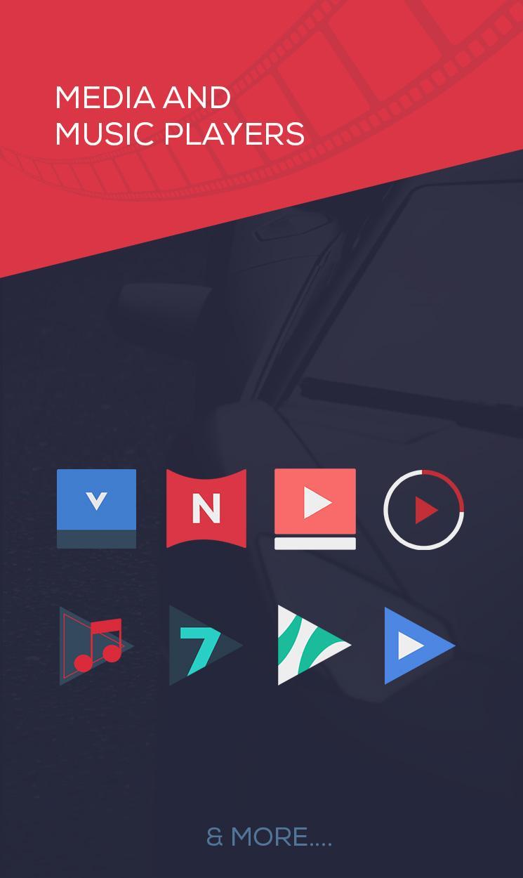 Minimalist - Icon Pack Screenshot 6