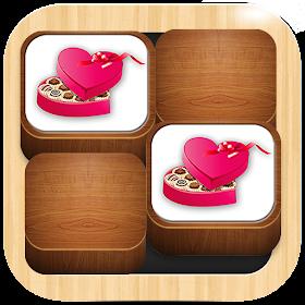 3D memory matches valentine