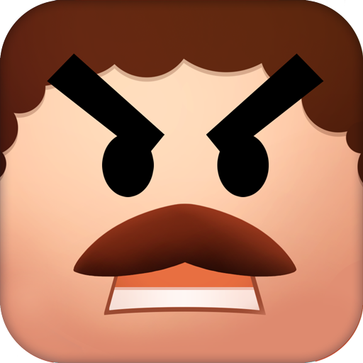 Beat the Boss 4: Stress-Relief Game. Hit the buddy