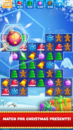 Christmas Sweeper 3  {cheat|hack|gameplay|apk mod|resources generator} 1
