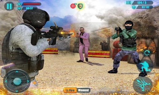 Heroes of SWAT Android apk