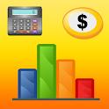 Retirement Investing Calculator Simulator - Retire icon